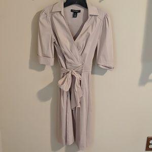 Dress, Wrap Style